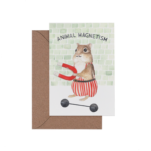 Animal Magnetism Card