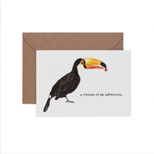 Toucan of My Affection Card