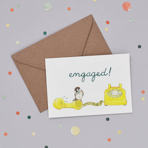 Engaged! Card
