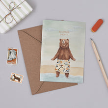 Bearmuda Shorts Card