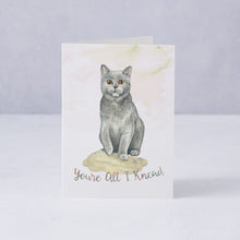 You're All I Knead Card