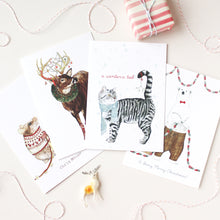 Christmas Card 4 Pack