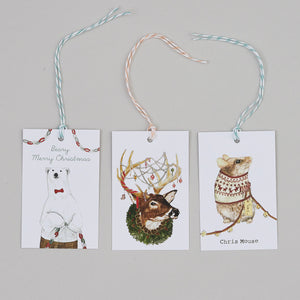 Christmas Gift Tags - Mixed Pack