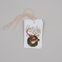 Christmas Gift Tags - Deer