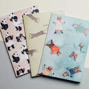 Snow Bears Notebook