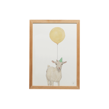 Balloon Animal Print - Goat