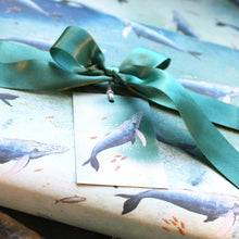 Whale Wrapping Paper