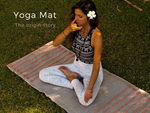 Yoga mat and its origins