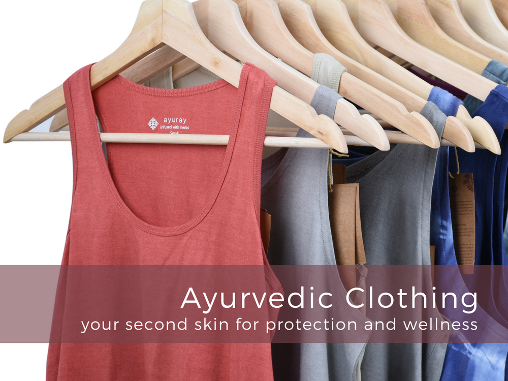 Ayurvedic dyed clothing - Make it last by taking care