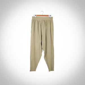 Tulsi infused Dhoti Pants - Olive