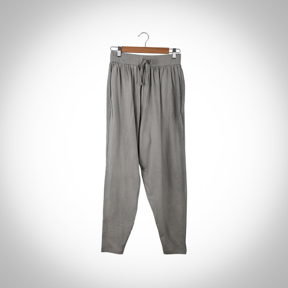 Neem infused Dhoti Pants  - Gray