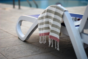 Canopy Collection - Ayurvedic Hand Towels