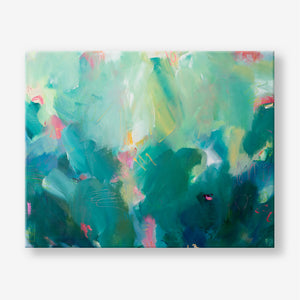 RELEASE -  Original Art Abstract Painting