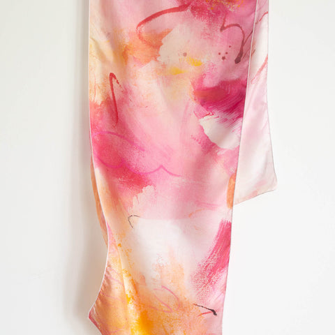 Scarf - SUMMER DREAMING - Silk