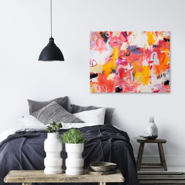 WILD - Original Art Abstract Painting