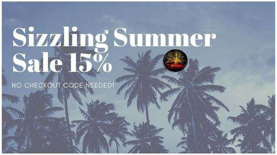 Aakasha's Naturals Sizzling Summer Sale!