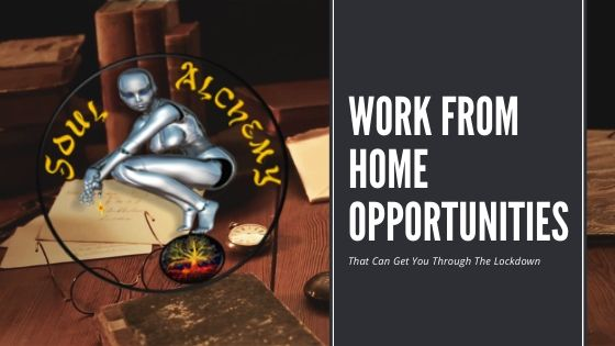 Work From Home Opportunities You Can Try During The Lockdown