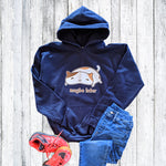 Maybe Later Lazy Cat Youth Hoodie