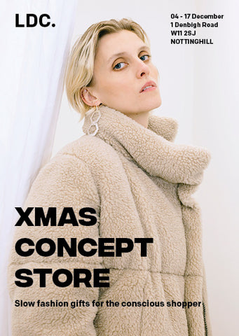 Lone Design Club December Christmas Concept Store