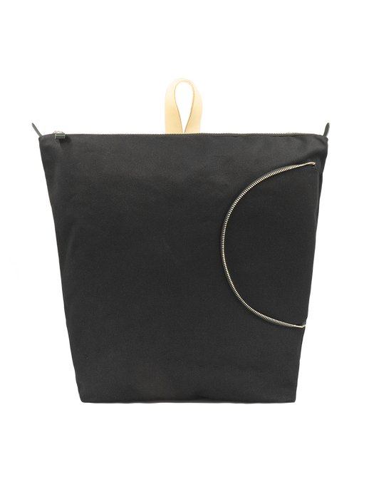 black canvas backpack laptop makewhatyouwill mwyw