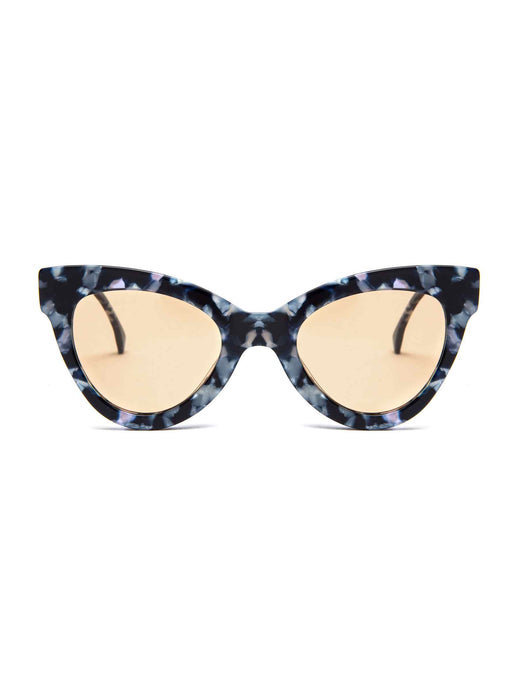 Supernormal People Magnetic Blue Marble Frame with Amber Lens - LDC