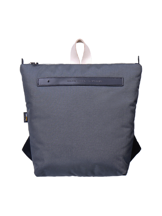 Gray backpack cordura mwyw makewhatyouwill laptop