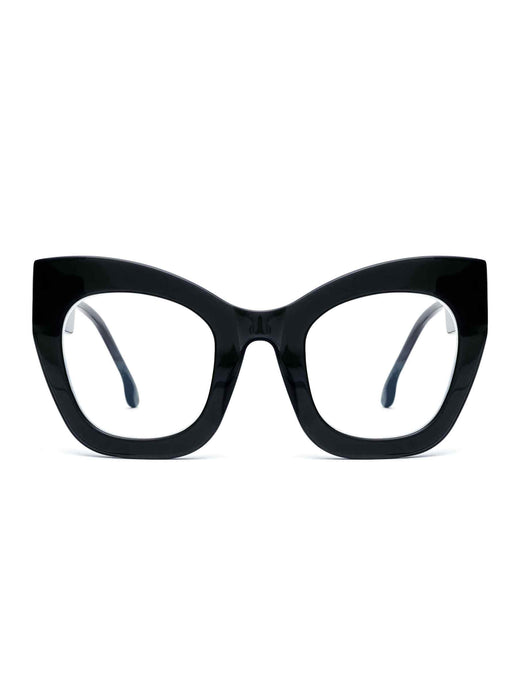 Supernormal People Ambitious Black Computer Glasses - LDC