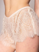ornate lace french shorts aurore lingerie