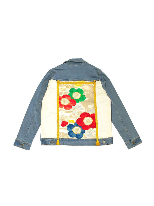 4649.REC: Upcycled Denim Jacket