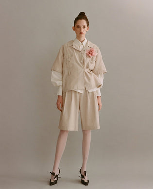 Linen Safari Set