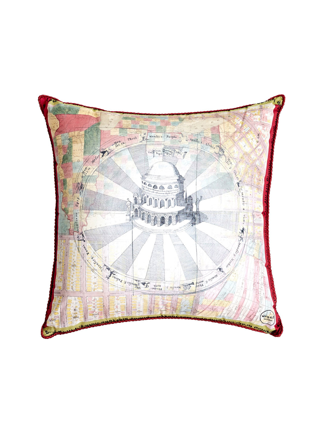 Babel Cushion