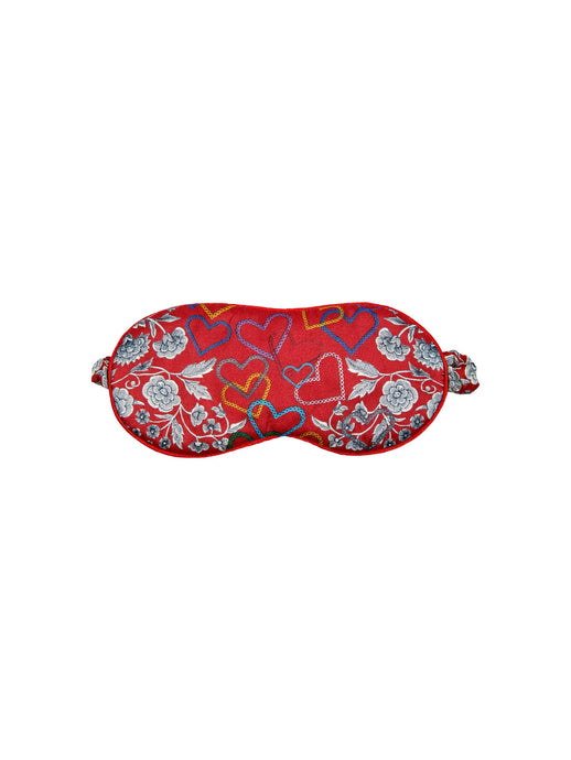Red Bandanna Mask
