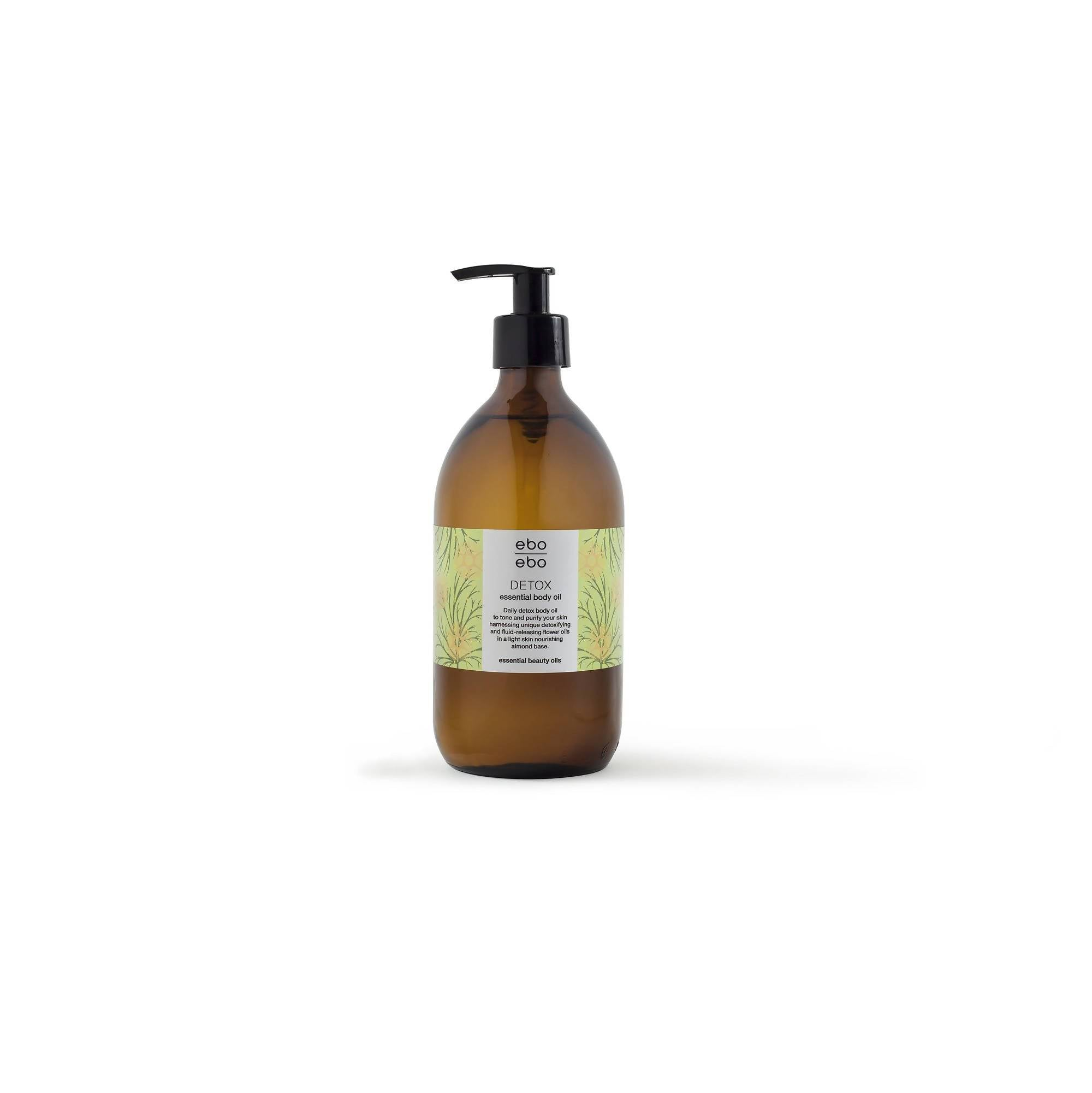 Essential Body Oil - Detox / 500ml
