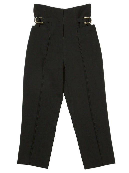 Lotus Trousers in Black