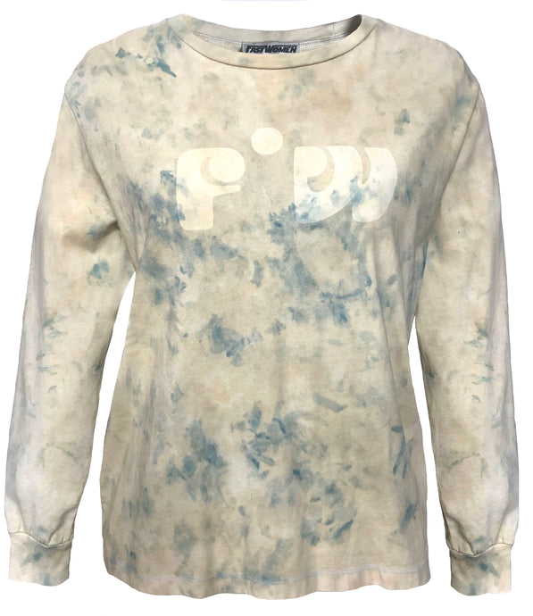MUDDLE dye long sleeve