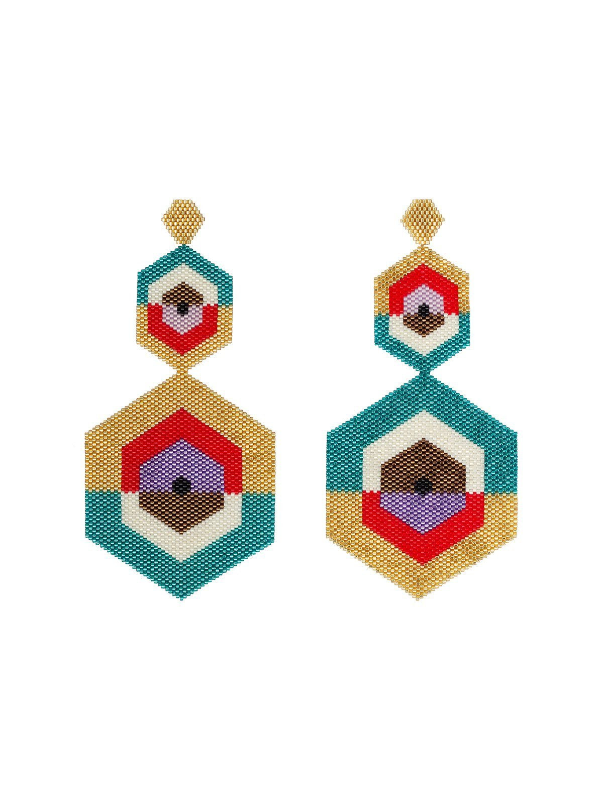 Carlota en Weinmar Earrings