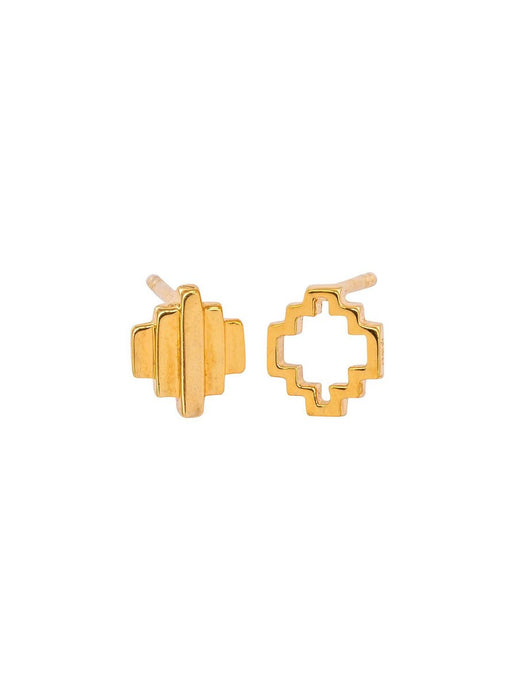 Jewel Tree Baori Odd Couple Stud earrings