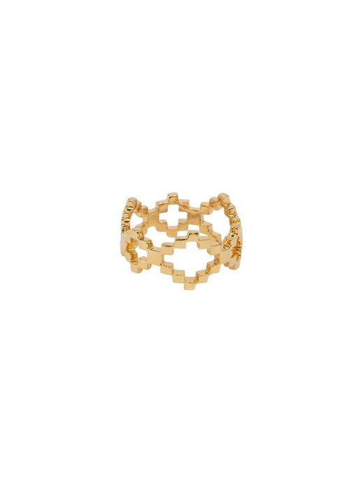 Jewel Tree Baori Signature Ring - Gold Vermeil