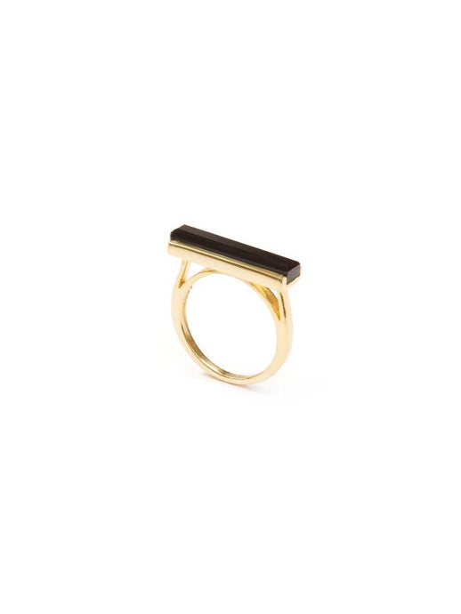 Urban Ring In Black Onyx