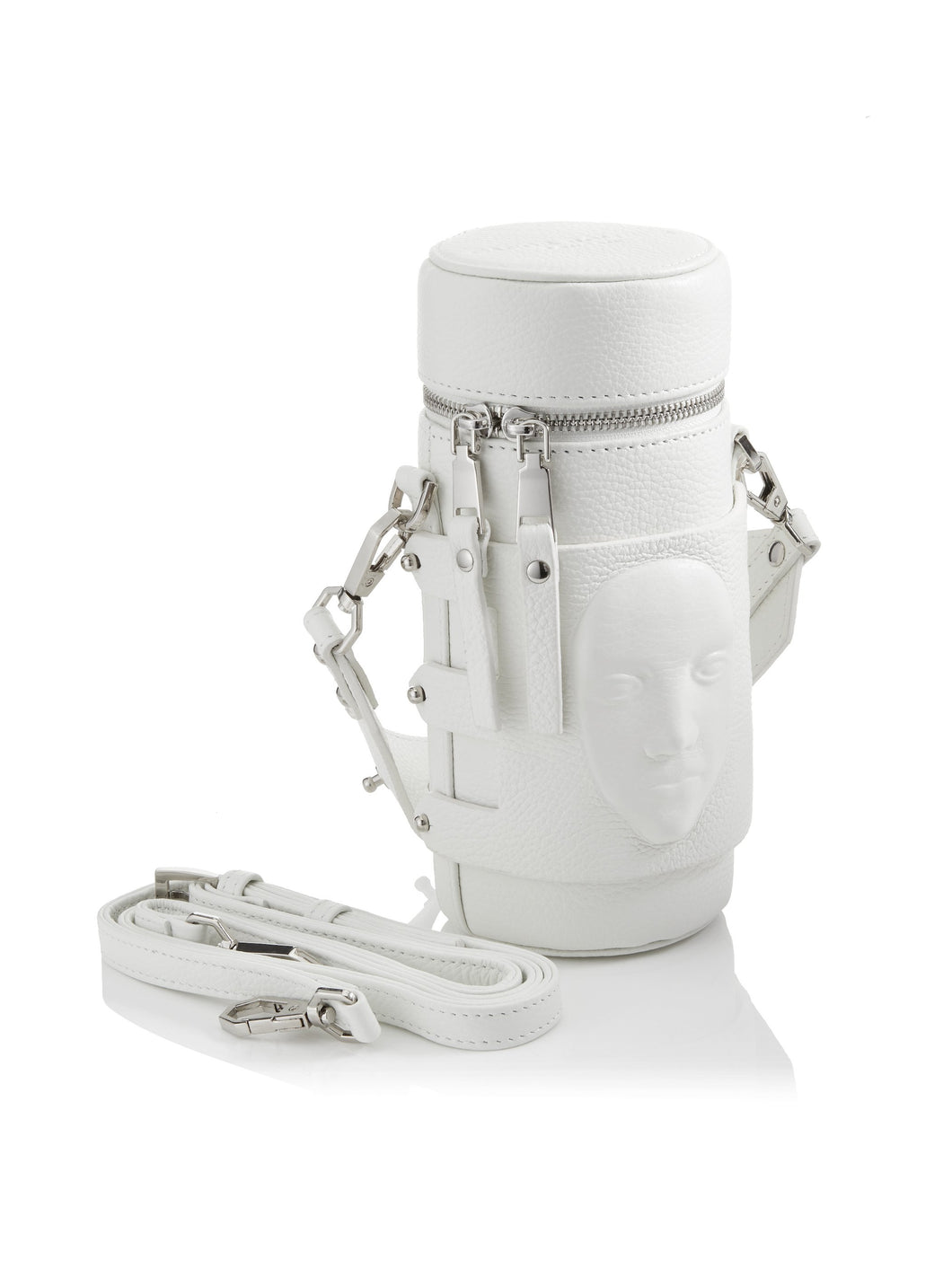 Bucket Bag White