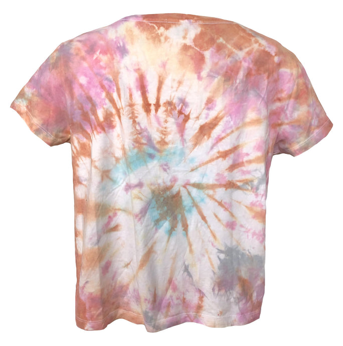 CYCLONE short sleeve tie dye
