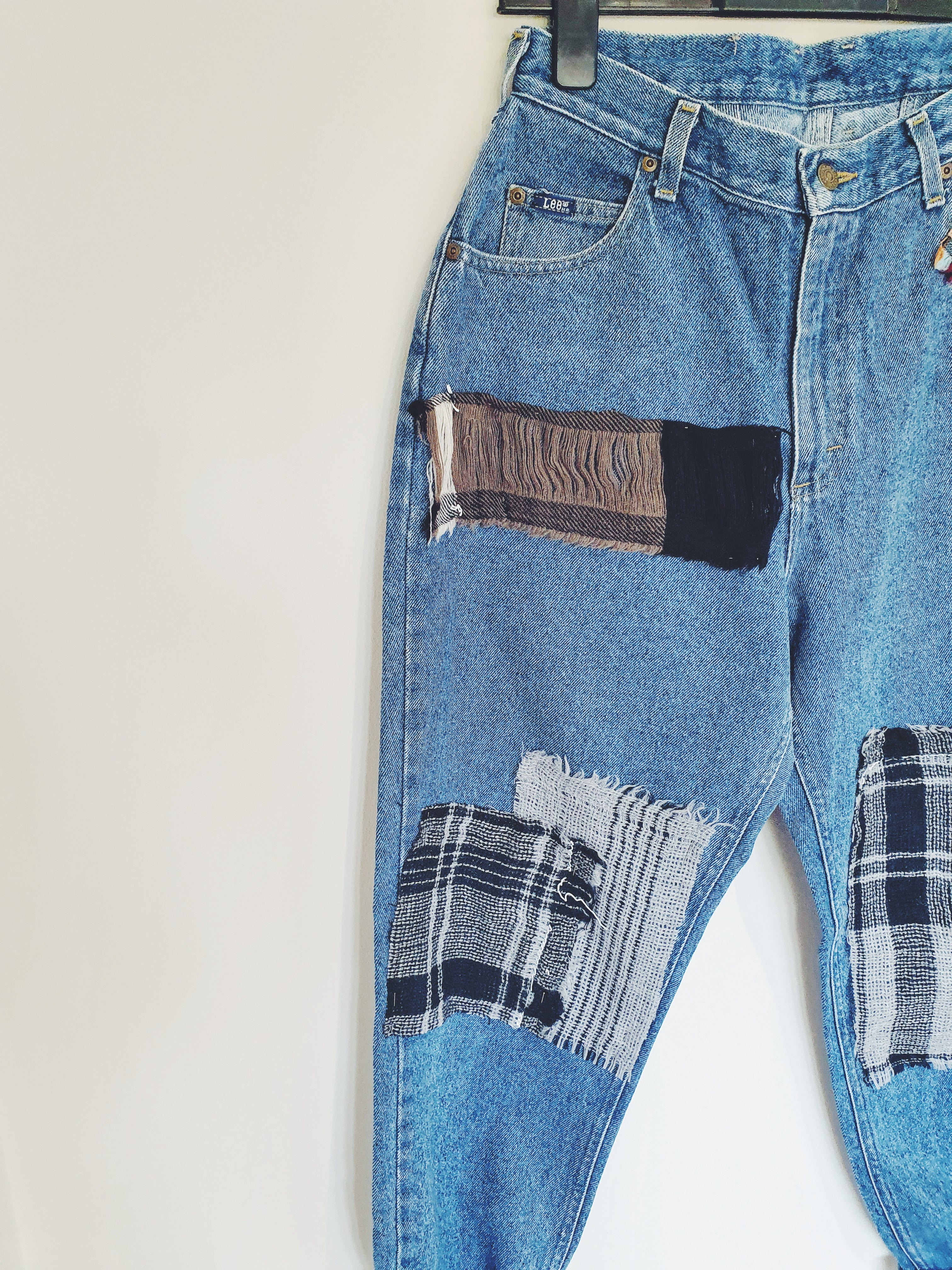 ALone Design Club Weekend Workshop - Upcycle Your Own Jeans with Fabric for Freedom, 25/04 @ 2pm GMT
