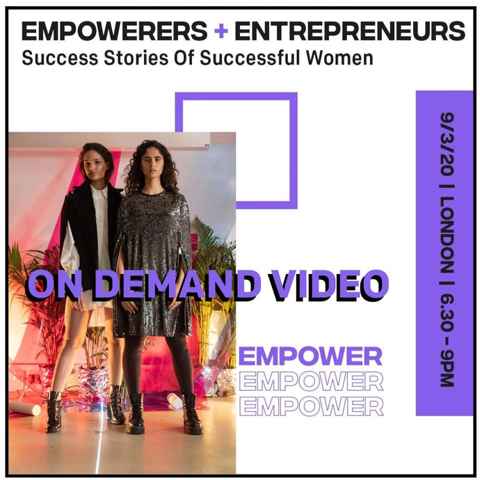 On Demand Video: #EachforEqual Empowerment + Entrepreneurs Panel Event