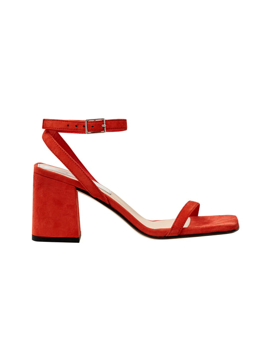 The Elevated Essential in Red