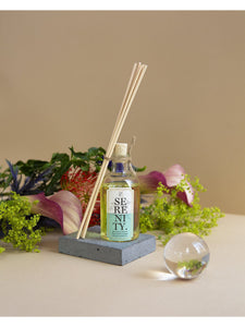 Serenity Essential Oil Natural Reed Diffuser