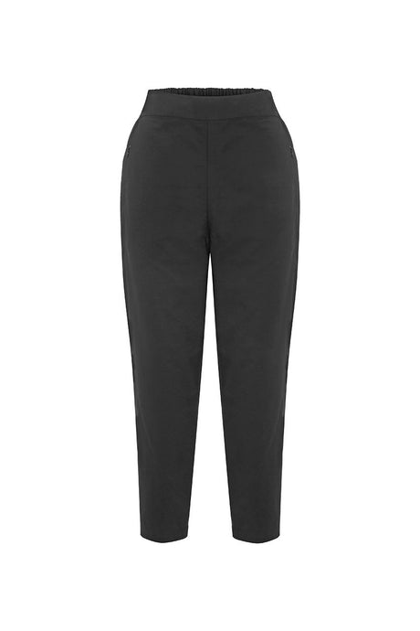 Asmuss Panelled Trousers made with sustainable technical EVO fabric for style and comfort when travelling