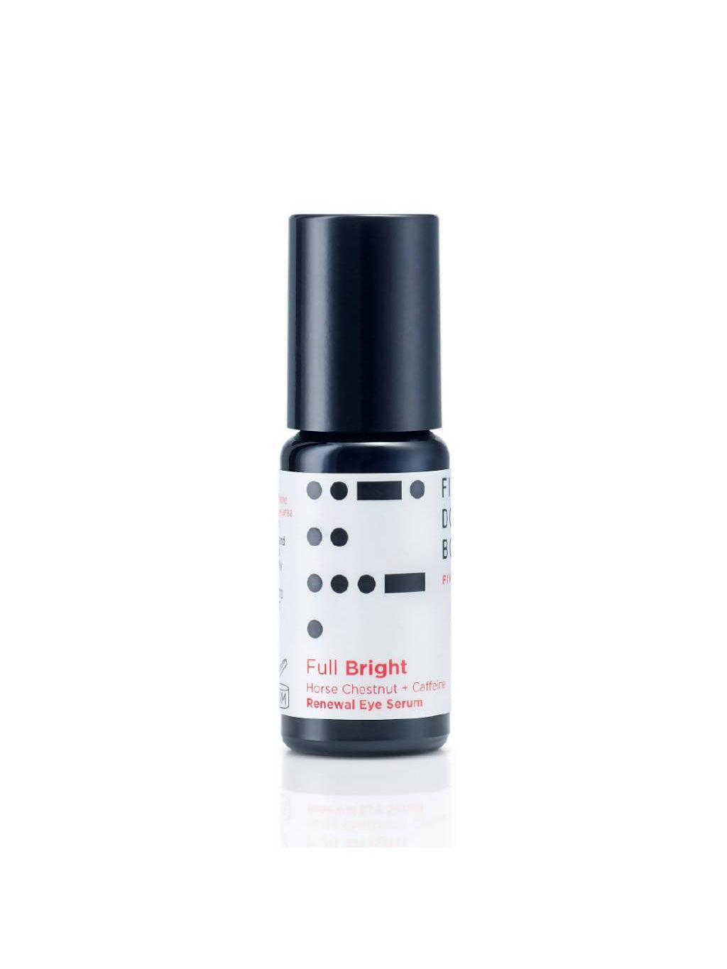 Full Bright Horse Chestnut + Caffeine Renewal Eye Serum