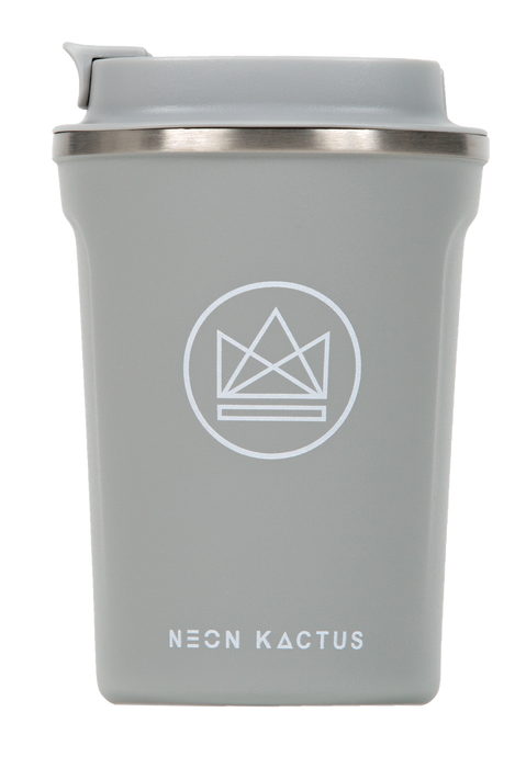 Neon Kactus Vacuum Insulated Coffee Cup - Forever Young 12oz