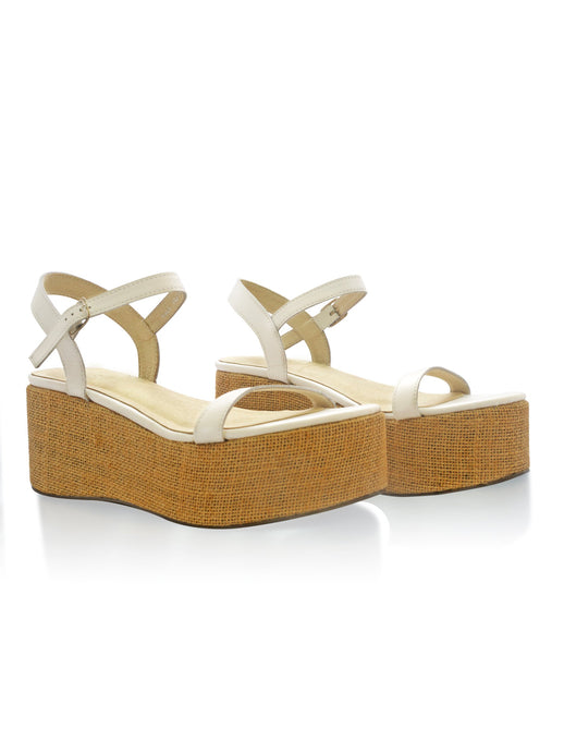 Sako Platform in White