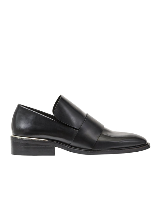 The Luxe Loafer in Black